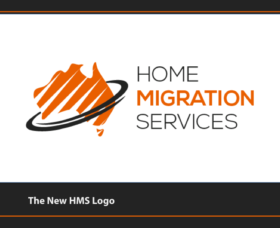 Home Migration Services brand re-design